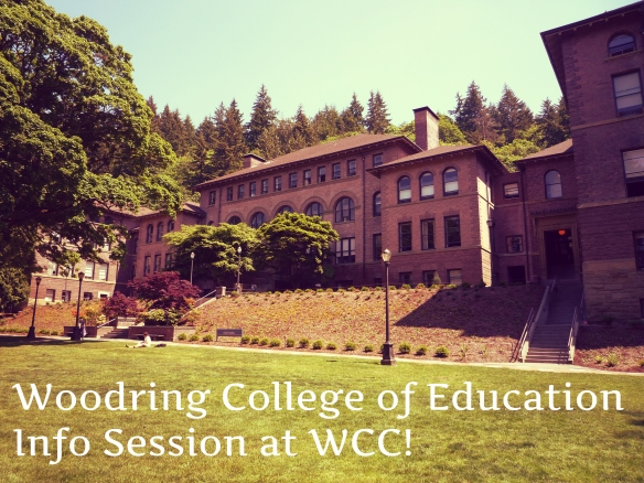 WOODRING INFO SESSION