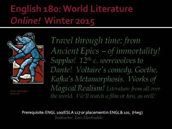 English 180
