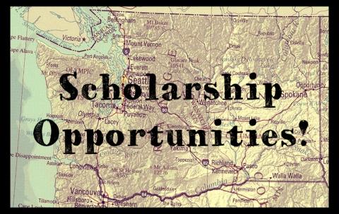 WA scholarship opp