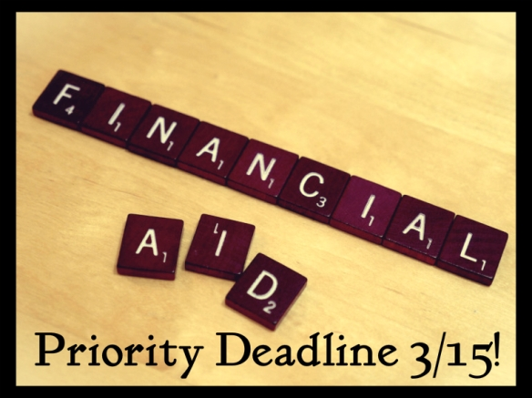 financial aid priority deadline