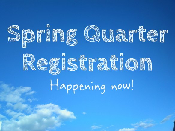 springquarter registration happening now