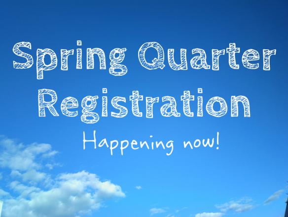 springquarter registration happening now